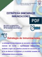 Clase 05 Inmunizaciones