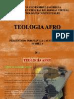 Teología afro