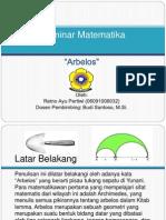 PPT Seminar Matematika Retno Ayu Pertiwi