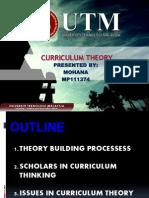 Curriculum Theory