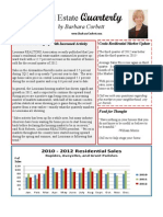 Central Louisiana Market Update October 2012