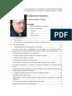 Catolicos y Politica, P. José María Iraburu