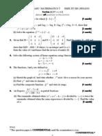 MathematicsT STPM Baharu PENANG 2012