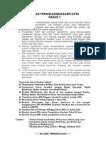 Tugas Perancangan Basis Data (1)