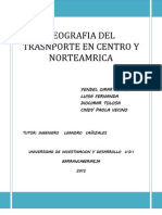 Geografia Del Trasnporte en Centro Amrica y Estados Unidos (2)