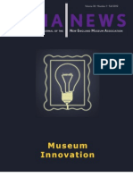 New England Museum Association's Fall Journal