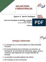 Calor Solar Para Procesos Industriales