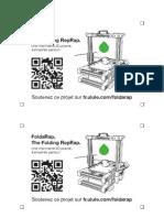 FoldaRap Flyer A4
