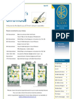 Christ's Chronicles Newsletter Issue No.83
