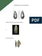 Herramientas de La Prehistoria.....