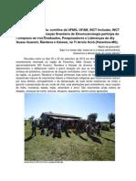Relato de Visita a Aty Guasu dos Guarani e Kaiowá