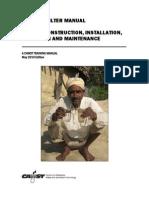 Biosand Filter Manual_version 10_2010-05