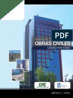 Manual de diseño por sismo CFE