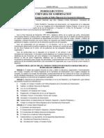 Acuerdo DOF Segob Consejo Consultivo INM