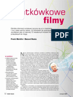 Werblin Roska (2007) Siatkówkowe filmy b