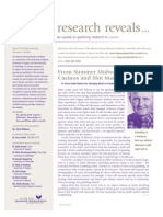 Research Reveals - Issue 1, Volume 1 - Oct / Nov 2001
