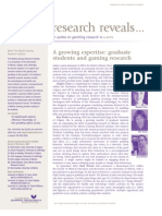 Research Reveals - Issue 5, Volume 1 - Jun / Jul 2002