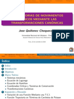 Presentacion Jose Quiñonez Ch