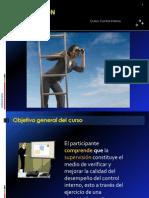 Control Interno - Supervisión