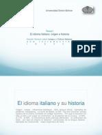 Idioma Italiano Origen e Historia Copia