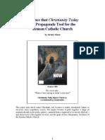 'Christianity Today' Preaches Roman Catholic Propaganda
