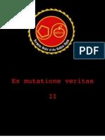 Ex mutatione veritas II - Religiöse Praxis und der Discordianismus des Neuen Bundes