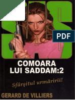 Gerard de Villiers - [SAS] - Comoara Lui Saddam Vol. 2 v.1.0