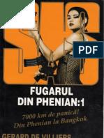 Gerard de Villiers - [SAS] - Fugarul Din Phenian Vol. 1 v.1.0