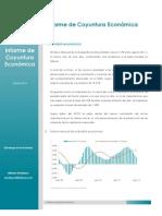 Informe de Coyuntura Económica - Octubre 2012