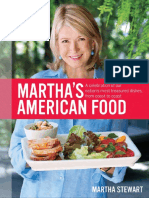 Recipe for Roast Turkey from Martha's American Food by Martha Stewart
