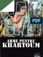 Gerard de Villiers - [SAS] - Arme Pentru Khartoum v.1.0