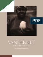 Vanderbilt University Spring 2013