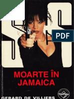 Gerard de Villiers - [SAS] - Moarte în Jamaica v.1.0