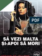 Gerard de Villiers - [SAS] - Sa Vezi Malta Si Apoi Sa Mori v.2.0