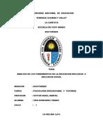 Analisis de Los Fundamentos de La Educacion Inclusiva e Inclusion Social[2]