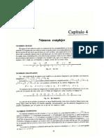 Capitulo 4 - Numeros Complejos - Schaum (1)