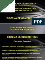 p Sistema de Combustible Motores Diesel Terminado