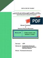 M09-Connaissance des réseaux divers BTP-TSCT