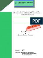 M15-Connaissance de la mécanique des fluides BTP-TSCT