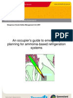 FOREN VITAL  An occupier's guide to emergency planning for ammonia-based refrigeration systems