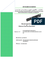 M17 - Etablissement d'Un DQE BTP-TDB