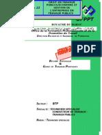 M22-Droit en TP-Economie Et Gestion de l'Entreprise BTP-TSCT