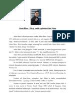 Adam Khoo-Dicap Bodoh Tapi Sukses Luar Biasa