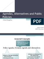 Educ875_Agendas, Alternatives and Public Policies.pdf