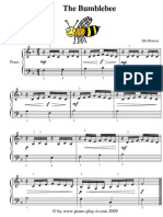 The Bumblebee Sixteen Notes