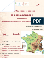 La cadena de la papa en Francia