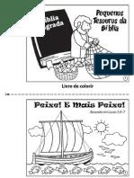 Peixe e Mais Peixe - Livro de Colorir