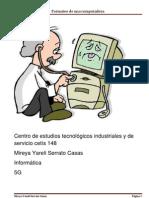 Formateo de Una Computadora