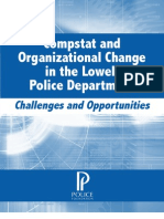 Willis Et Al. (2004) - Compstat and Organizational Change in the Lowell Police Department