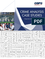 Jones Et Al. (2011) -Crime Analysis Case Studies